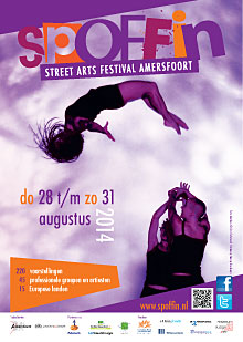 Festival Spoffin 2014 poster