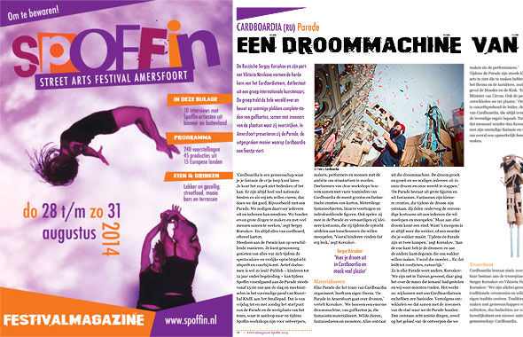 Lees het Spoffin 2014 festivalmagazine!