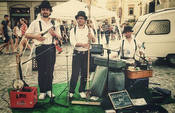 Muzikanty