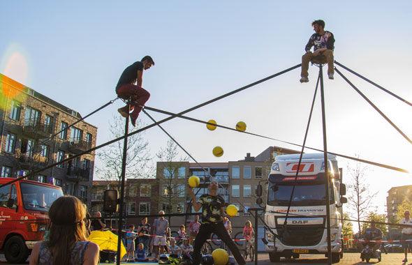TENT circustheater producties