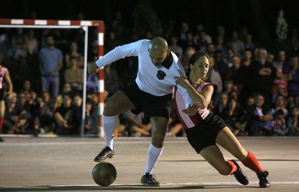 La Partida: dans en voetbal