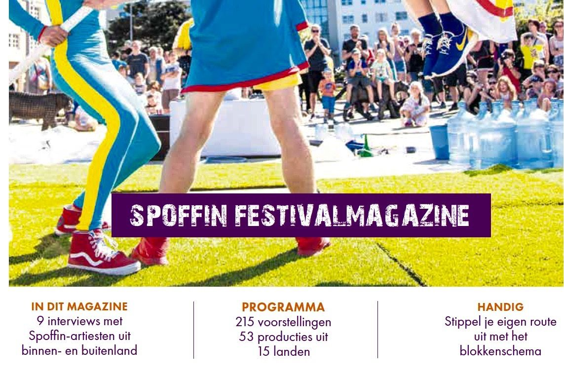 Festivalmagazine