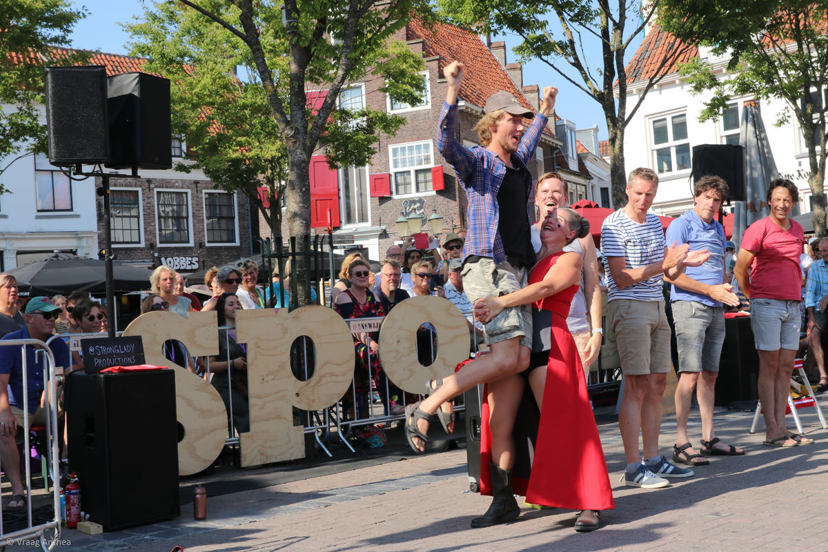 Amersfoorts Theater Terras and Spoffin cancelled