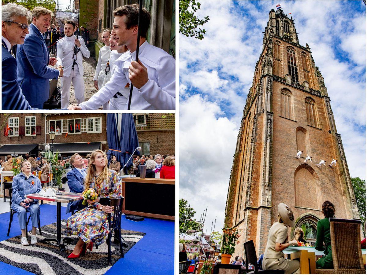 Dans tegen de toren: hoogtepunt Koningsdag 2019