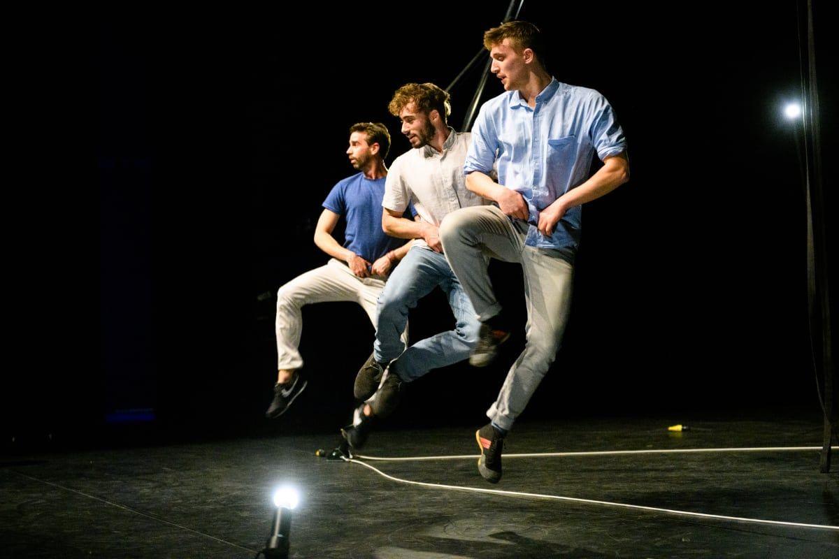 Piet Van Dycke, Peter van der Heijden, Daniël Fernandez Lopez