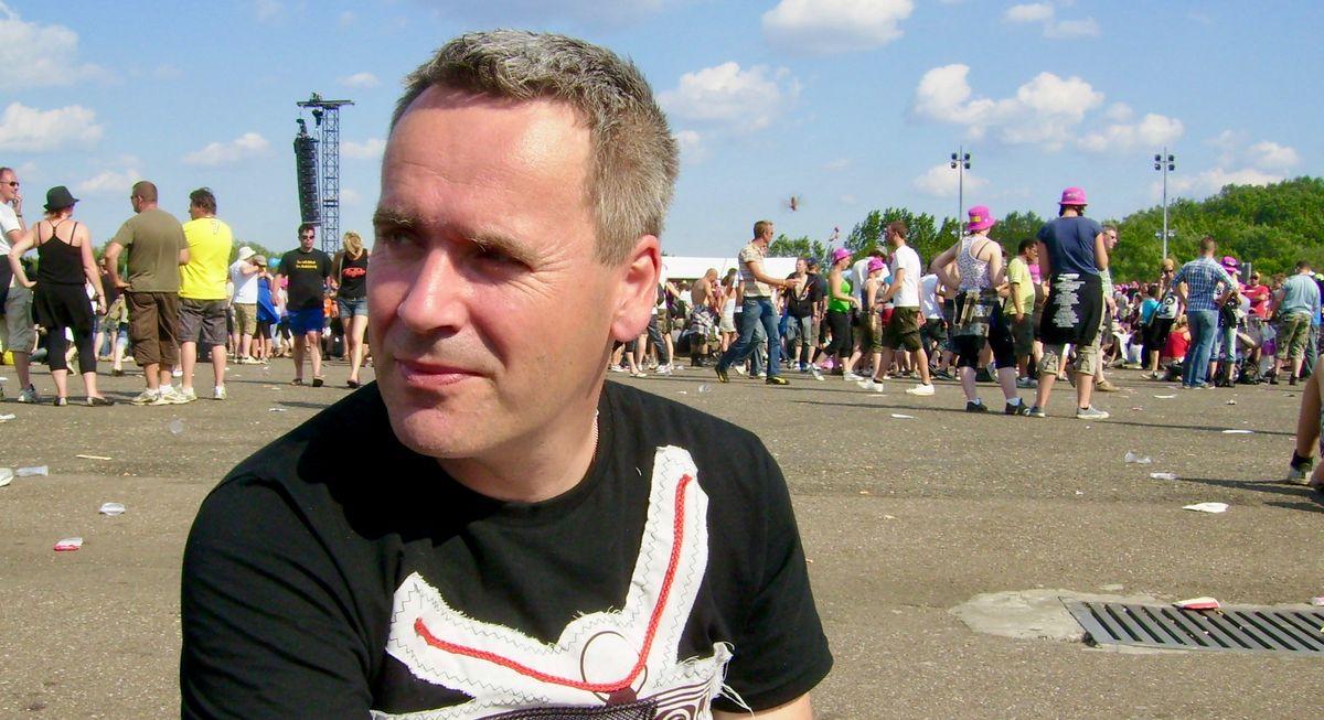 Mike Iking zakelijk directeur Spoffin