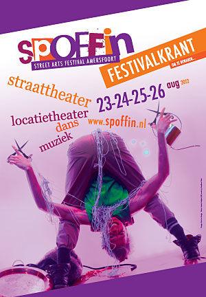 Spoffin 2012 Festivalkrant is uit!